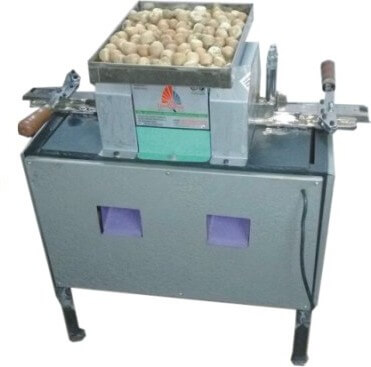 Chips Cutting Double Supari Cutting Machine