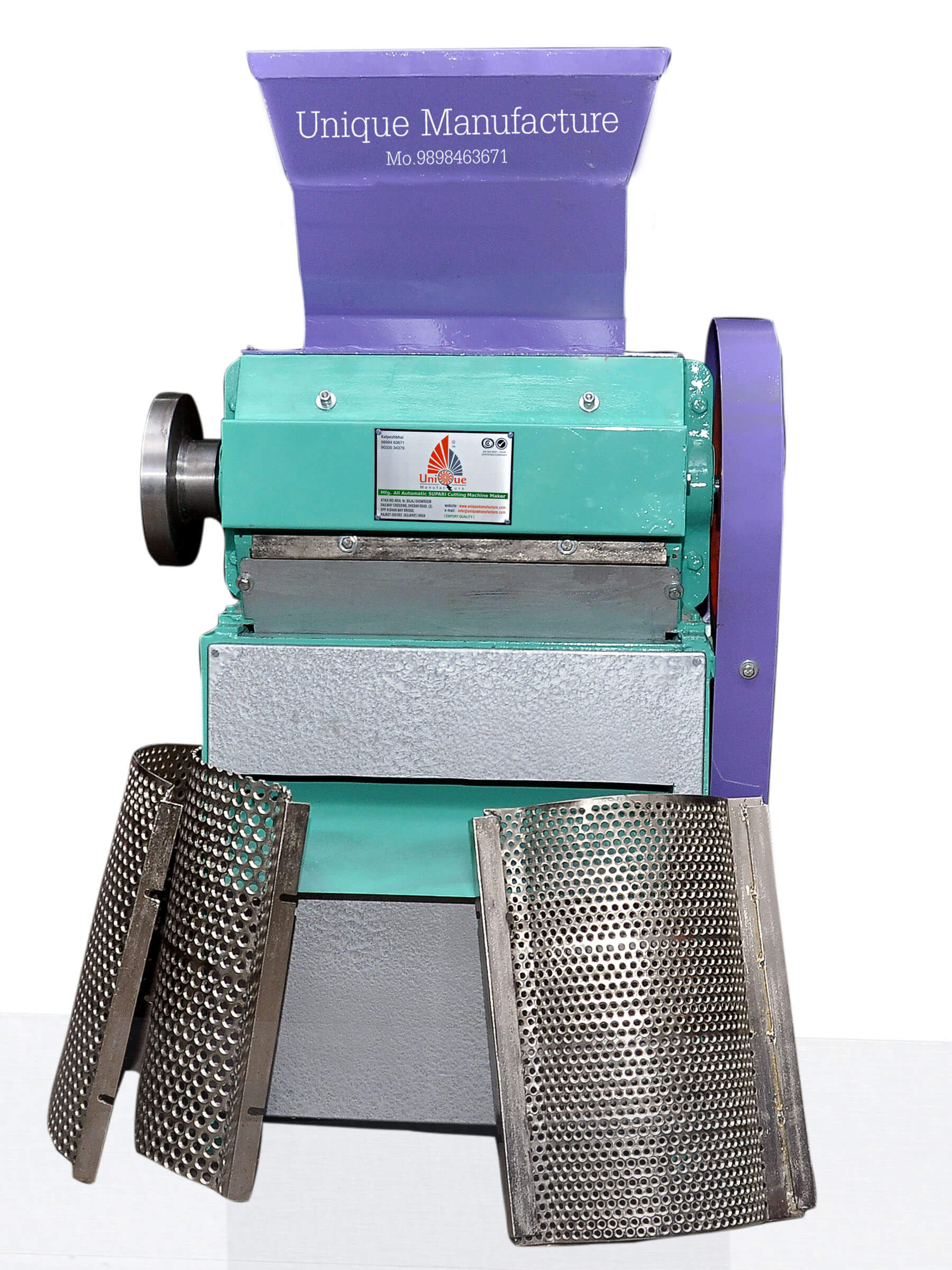 Heavy Tukada Cutting Machine